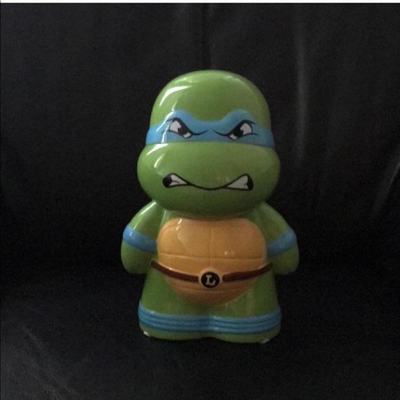 Other Ceramic Teenage Mutant Ninja Turtle Piggy Bank Poshmark